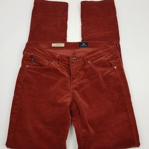 Adriano goldschmied the Stevie corduroy jeans 27